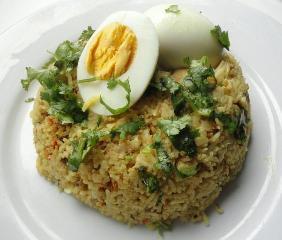Chicken Biryani ~ South Indian style