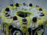 Egg less sponge cake