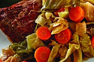 Irish Channel Corned Beef And Cabbage Recipe
