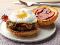 Bistro Breakfast Burger