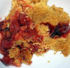 Crock Pot Apple Or Cherry Cobbler