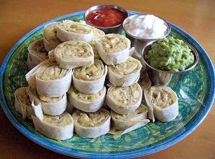 Mexican Spirals