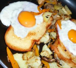 Moonstruck Eggs
