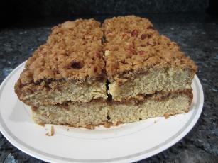 Coffee House Coffee Cake