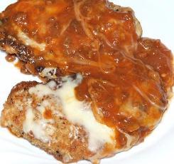 Easy, Tasty Chicken Parmigiana