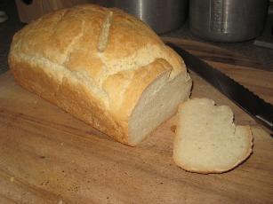 Gluten & Lactose Free Bread