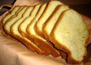 Egg Bread (bread Machine)