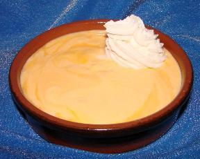 Creamsicle Pudding