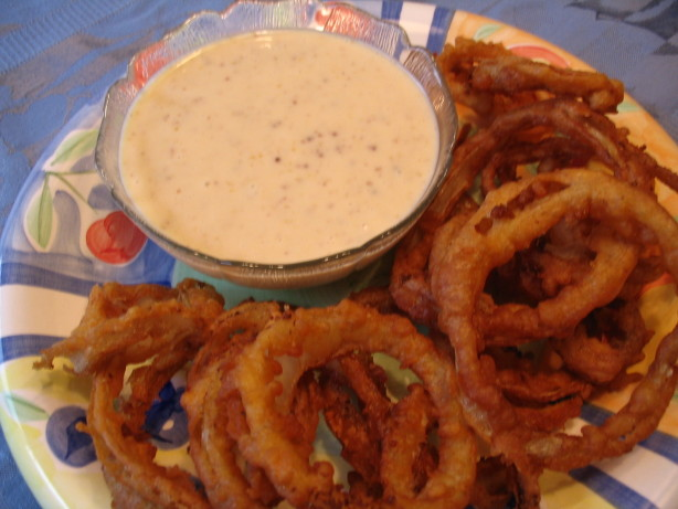 Lime Dipping Sauce