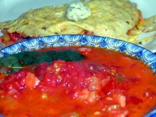 Summer Omelets
