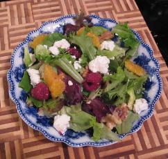 Colettes European Salad