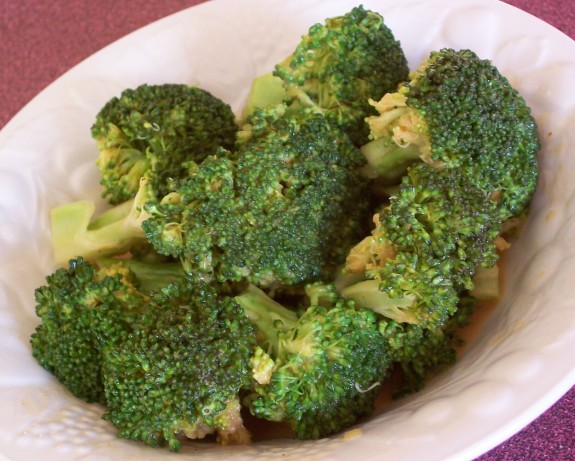 Spicy Broccoli