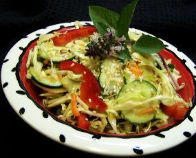 Thai Slaw Salad