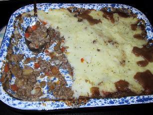 Ground Beef Shepherds Pie