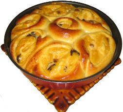 Pudding Rolls