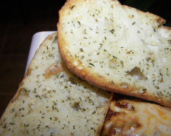 Mini Garlic Breads