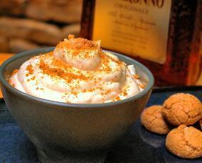 Italian Amaretto Cream