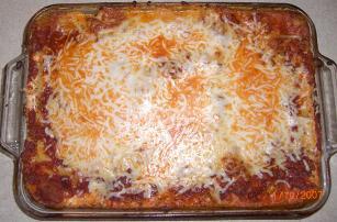 To Die For Lasagna!