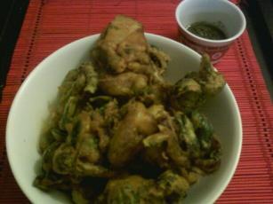 Vegetable Pakora