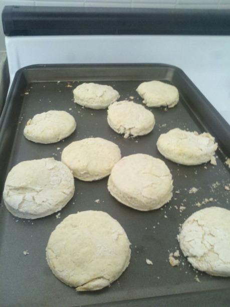 1-2-3 Biscuits
