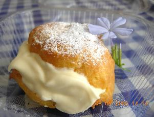 Cream Puffs!