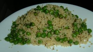 Aromatic Couscous In Minutes