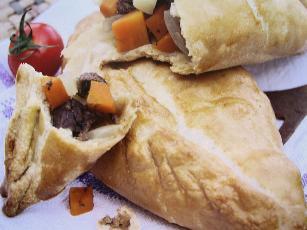 The Coal Miners Fast Food - Cornish Pasties