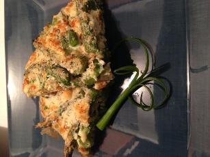 Low Calorie Asparagus & Egg Whites