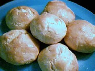 Moms Southern Homemade Simple Biscuits