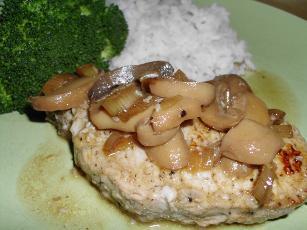 Sesame Butterfly Pork Chops