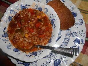 Diabetic Chicken Gumbo