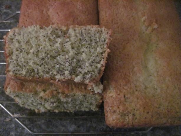 Grandmas Mini Lemon Breads