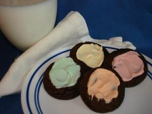 Chocolate Mint Creams