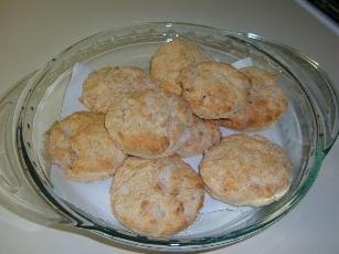 Ray Greggs Batch Biscuits (southern Style)