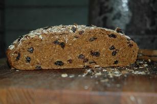 Molasses Fiber Bread