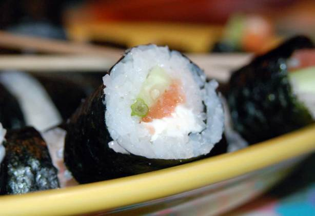 How To Make And  Roll Sushi