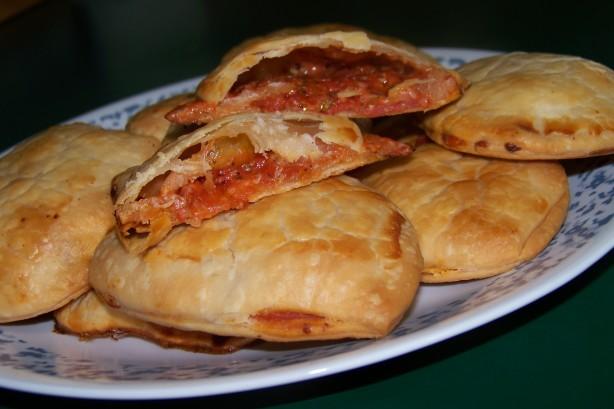 2blues Pepperoni Ravioli