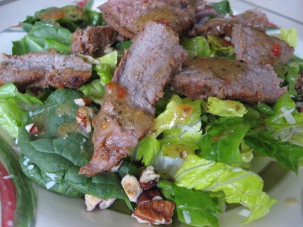 Panera Breads Bistro Steak Salad