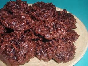 Fiber One Crunchy Fudge Cookies