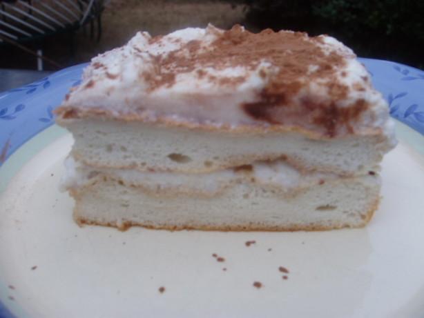 Tiramisu (south Beach Diet)