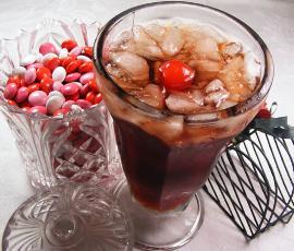 Cherry Cola   Non Alcohol