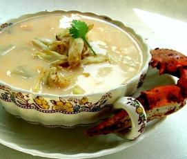 Crab Bisque In 20 Minutes