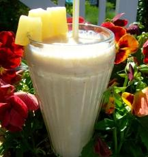 Pineapple Shakes