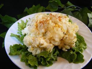 Simple, Tasty Potato Salad
