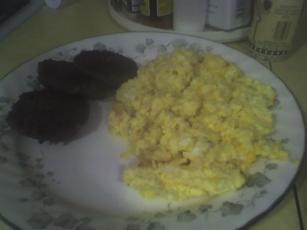 Savory Eggs