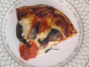 Kate Ls Tipsy Mushroom Pepperoni Pizza