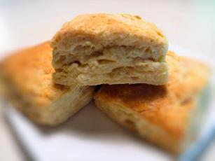 Plain Good Butter Biscuits