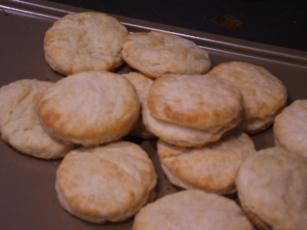 Biscuits To Freeze (johnny Cashs Mothers Recipe)