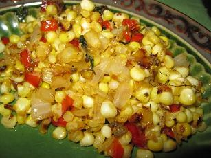 Spicy Corn