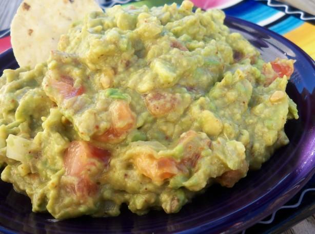 Hard Rock Guac(guacamole)